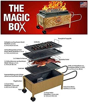 La caja china Cajas Sau # 3 Roasting Caja cerdo Barbacoa ...