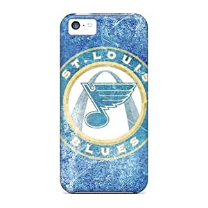 New Arrival Iphone 5c Case St Louis Blues Logo Case Cover