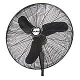 Air King Industrial Grade 3 Speed 30 Inch Oscillating Wall Mount Fan |