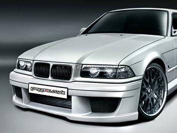 BMW E36 3 Series Amortiguador anticaídas diseñado Parachoques Delantero: Amazon.es: Coche y moto