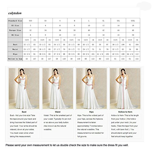 Gowns cotyledon Women`s Fit Short Sleeveless Slim Neck V Halter Party Dresses q8Pfr6q