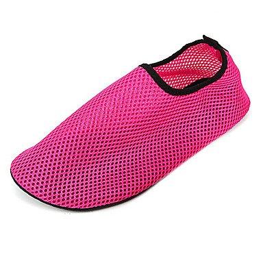 Calzado de Agua Impermeable Fácil de llevar Secado rápido Eslático Transpirable antideslizante Peso ligero Sin necesidad de herramientas yellow