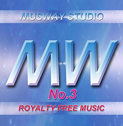 Price comparison product image Royalty Free Music - No.3 (Corporate,  Cinematic,  Background)