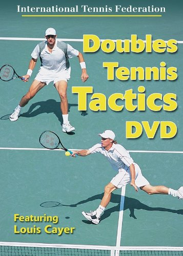 Doubles Tennis Tactics DVD - Right To Play Dvd