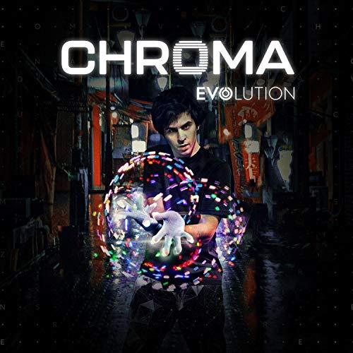 EmazingLights Chroma Evo Light Up LED Gloves (White