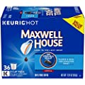 Maxwell House Original Roast Keurig K Cup Coffee Pods (100 Count) from MAXWELL HOUSE