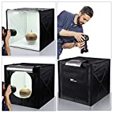 Amzdeal Light Box Photo Studio 20 x 20 inch Professional Photography Tent