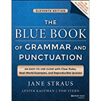 The Blue Book of Grammar and Punctuation: An Easy-to-Use Guide with Clear Rules,...