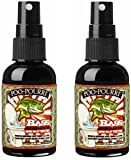 Poo-Pourri Before-You-Go Toilet Spray 2-Ounce Bottle, Bass Ackwards - 2 Pack