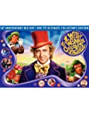 Willy Wonka and the Chocolate Factory 40th Anniversary Ultimate Collector's Edition (Three-Disc Blu-ray/ DVD Combo) (Bilingual)