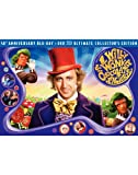 Willy Wonka and the Chocolate Factory Ultimate Collector's Edition [Blu-ray]