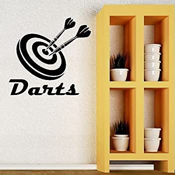 Wall Decal Hobby Darts Children Play Room Vinyl Stickers VS2730