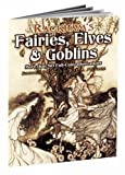 img - for Rackham's Fairies, Elves and Goblins: More than 80 Full-Color Illustrations (Dover Fine Art, History of Art) book / textbook / text book