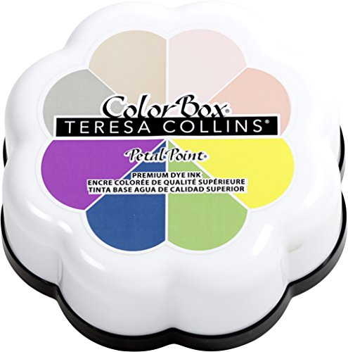- ColorBox Premium Dye Petal Point by Teresa Collins Bloom