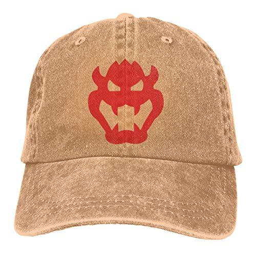 Ginu Bowser Baseball Cap For Mens And Womens