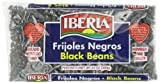 Iberia World Foods Beans, Black, Dry, 12-Ounce (Pack of 24)