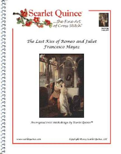 Scarlet Quince Hay002lg The Last Kiss Of Romeo And Juliet By