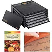 Excalibur 5 Tray Dehydrator with 26 Hour Timer + Accessory Kit