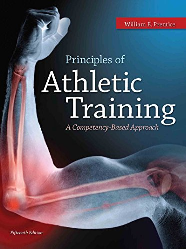 Principles of Athletic Training: A Competency-Based Approach, 15th edition Pdf