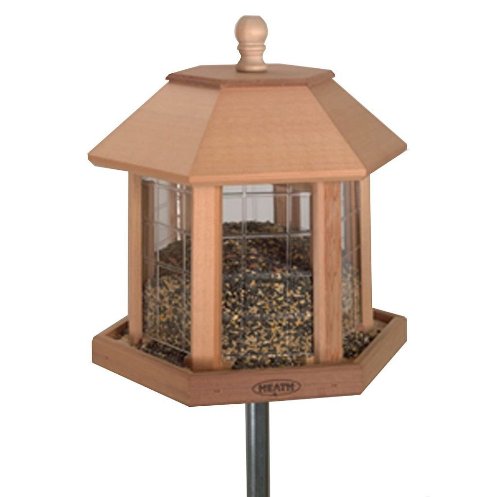 style dove gazebo easy outdoor park feeders container hanging wild item perfect garden bird european mini food holder feeder home parrot new birds pet