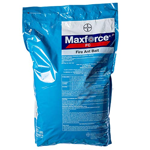 Maxforce FC Fire Ant Bait Killer 10 lbs BA1028
