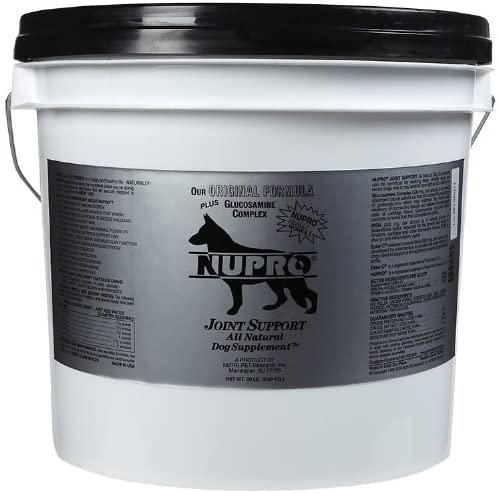 B0002YFBRG Nupro (20 lbs Joint Support for Dogs 51aCkF1dUKL.