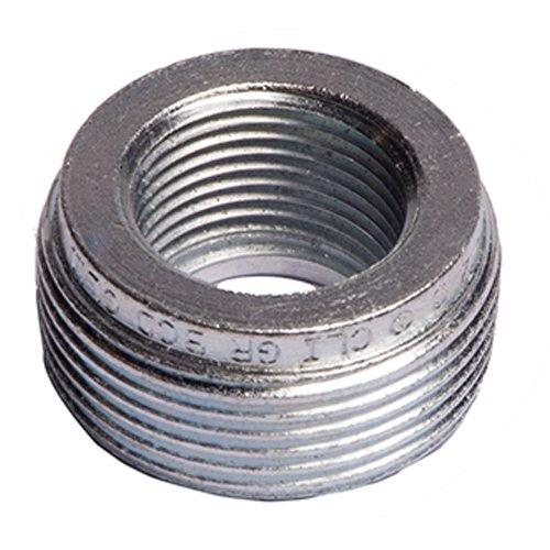 Rigid Reducer Bushing - Appleton RB125-75 Reducing Bushing, Hazardous, Steel, 1-1/4
