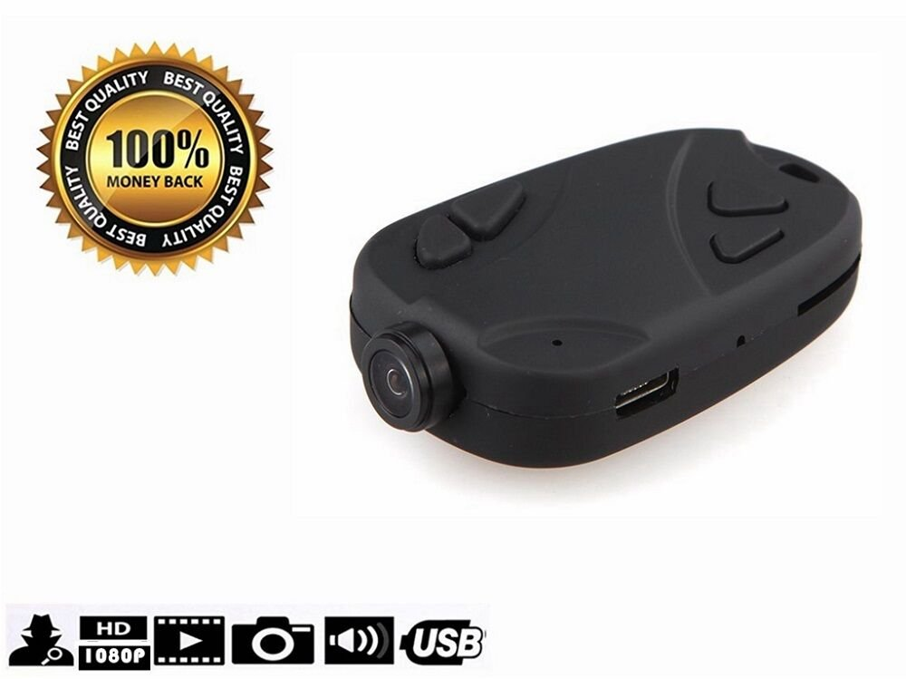 Buy Hidden Spy Camera Mate 808 Keychain Camera 1080P RC FPV Cam Motion  Detector Monitor Outdoor Camcorder 16gb 120 degree Online at Low Price in  India ... 09608c49f1
