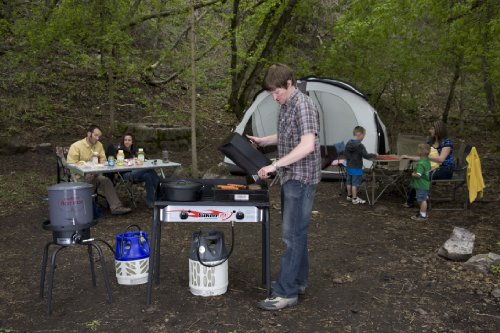 yukon 2 burner stove - 1