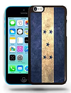 Honduras National Vintage Flag Phone Case Cover Designs for iPhone 5C