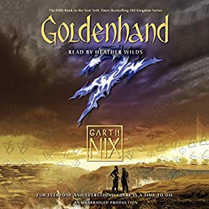 Goldenhand Audiobook