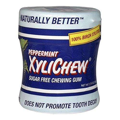 XYLICHEW PEPPERMINT CHEWING GUM 60 ()
