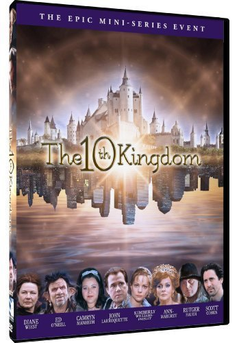 10th Kingdom: The Epic Miniseries Event [DVD] [2000] [Region 1] [US Import] [NTSC]