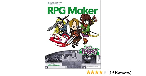 Amazon com: RPG Maker for Teens (9781435459663): Michael Duggan: Books