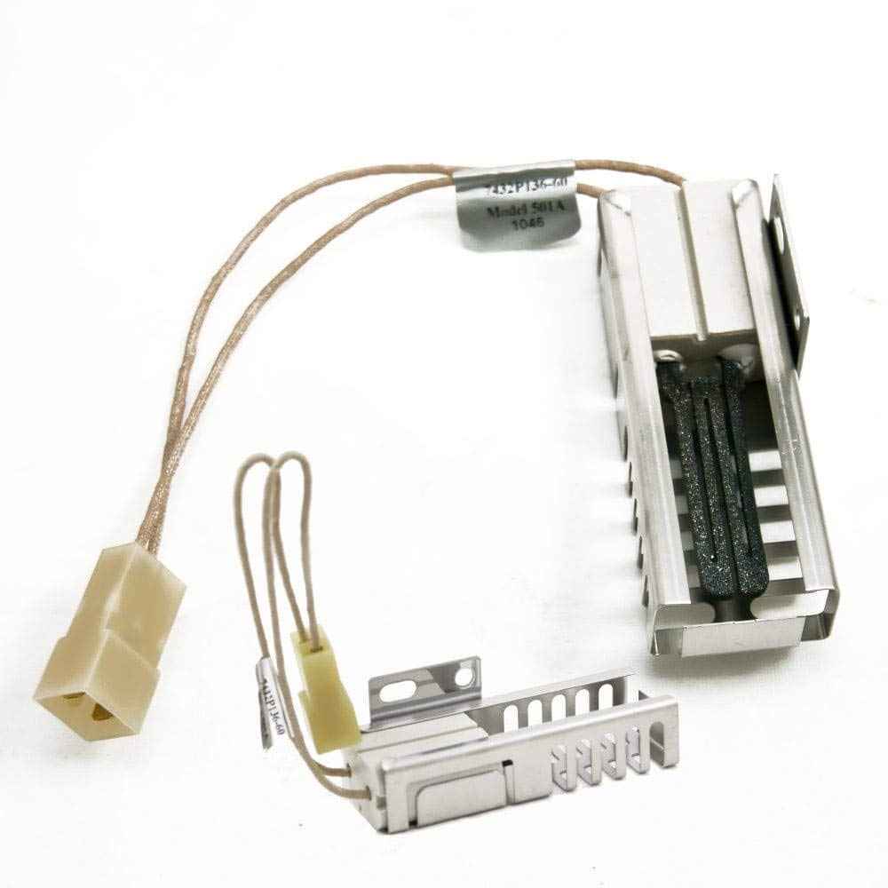 Whirlpool WP7432P136-60 Igniter replaces 74008064