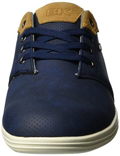 Copal Navy Blau British Knights Stringate Scarpe Cognac Uomo Bw81pPq