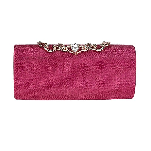 femme Rouge Puluo pour Pochette Rose AqzCTxwP