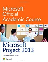 Microsoft Project 2013 Front Cover