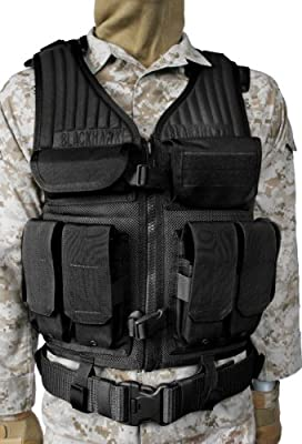 BLACKHAWK! Omega Elite Tactical Vest Number 1