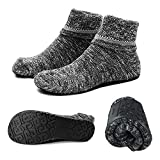 knit slipper socks for women