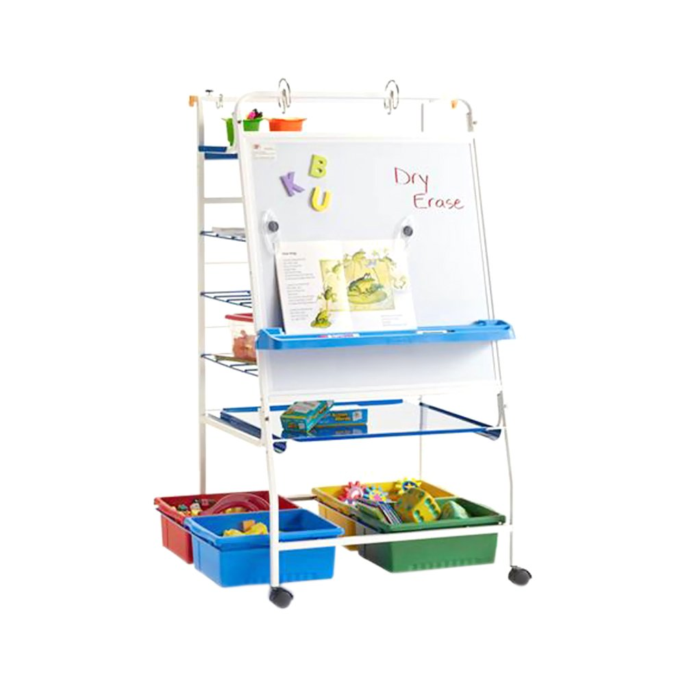 Copernicus Educational Products XS005 Expanded Storage Royal Reading & Writing Center