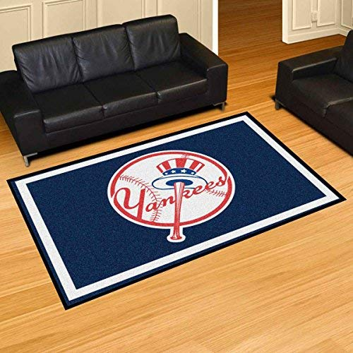 Fanmats 22343 Mlb-New York Yankees Primary Logo Rug by Fanmats (Image #2)