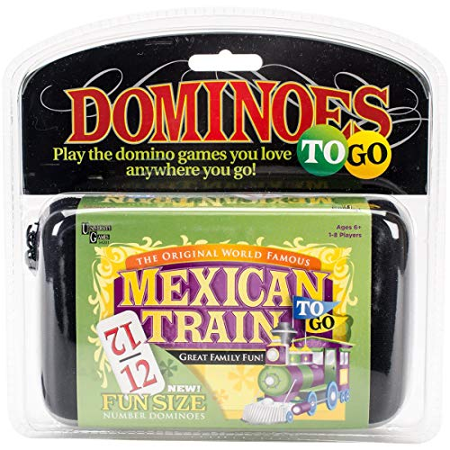 (Mexican Train Dominoes To Go)