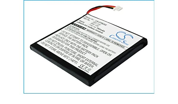 P//N BW-100, BW-105 Battery for Brother MW-100 MW-140BT portable printers