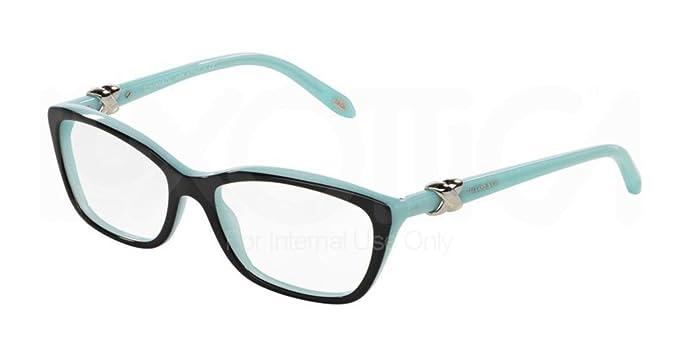 eyeglasses tiffany tf 2074 8199 black blue
