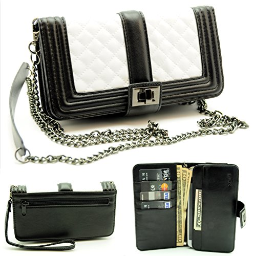 Top 10 best wristlet black and white: Which is the best one in 2019?