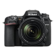 Nikon D7500 DX-format Digital SLR w/ 18-140mm VR lens