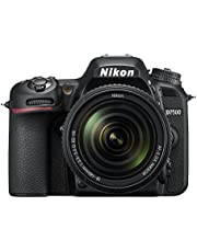 Nikon D7500 18-140mm Digital SLR Camera, Black