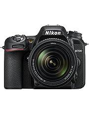 Nikon D7500 Spiegelreflex camera + AF-S DX NIKKOR 18-140 VR lens/objectief - 20,9 MP DX CMOS sensor - Groot zoom bereik - VBA510K002, Zwart