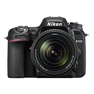 Nikon D7500 20.9MP Digital SLR Camera (Black) with AF-S DX NIKKOR 18-140mm f/3.5-5.6G ED VR Lens(with Bag) 17